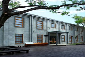 【嘉義市】紅檜木的秘密基地|動力室木雕展示館