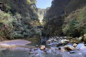 【南投】華崗部落-合歡溪步道