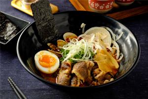 【台中‧南屯】丸太拉麵