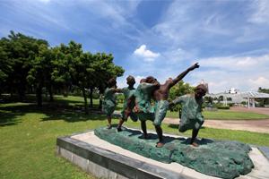 【台中】豐樂雕塑公園