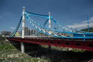 【台中】大坑景觀橋