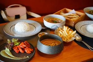 【嘉義市】盛食咖哩店|嘉義不止只有雞肉飯!值得放棄雞肉飯和砂鍋魚頭也一定要來試試的印度咖哩~