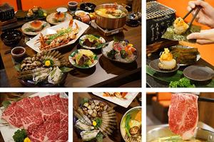 【台中·南屯區】永樂饌 日式料理海鮮鍋物專賣,想吃美味的海膽鍋不用跑北海道!