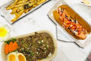 【台中‧南屯】龍蝦小姐|台中最好吃的龍蝦三明治,快來將美味外帶回家享用!!