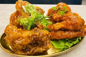 【台中‧西屯】fond訪韓國傳統|韓式料理新品牌,小菜無限量供應,餐後還有甜點!別再猶豫啦~